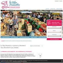 De Domfront à Angers, la Mayenne à vélo — La Vélo Francette