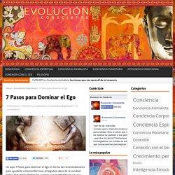 7 Pasos para Dominar el Ego - Evolución consciente