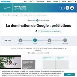 La domination de Google : prédictions