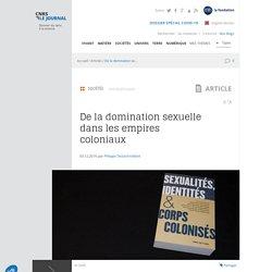 De la domination sexuelle dans les empires coloniaux