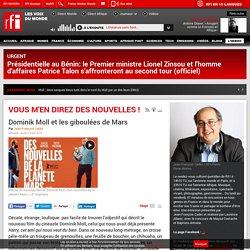Dominik Moll et les giboulées de Mars
