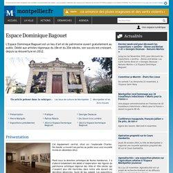 Espace Dominique Bagouet - Lieu d'art et de patrimoine - Ville de ...