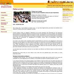 Dominique Lapierre Association La Cité de la Joie Calcutta Inde - Vous aussi, <nobr>agissez !</nobr>