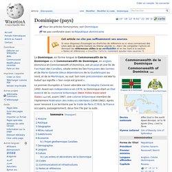 Dominique (pays)