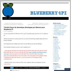 Y-A-N-A Coeur de domotique développé par Idleman pour Raspberry Pi