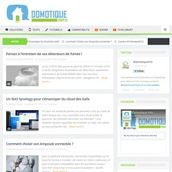 Domotique Info