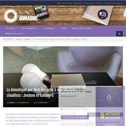 La domotique de Ikea dans une solution cloudless : Jeedom et Conbee II
