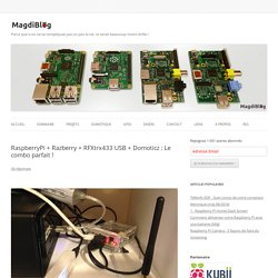 La box domotique ultime avec un Raspberry Pi - MagdiBlog
