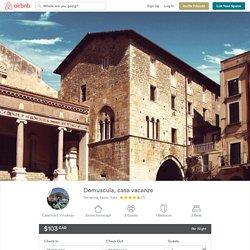 Domuscula, casa vacanze in Terracina