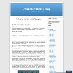 Deucekindred's Blog