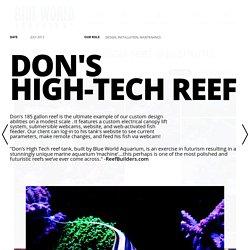 Don's High-Tech Reef