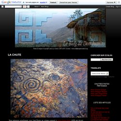 Don Juanito, le blog: LA CHUTE