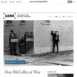 Don McCullin at War