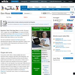 Don Rosa - PaperPedia Wiki