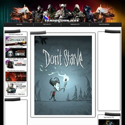 Don't Starve - Patch FR, Traduction FR