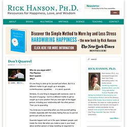 Dr. Rick Hanson - Author of Buddha's Brain and Just One Thing
