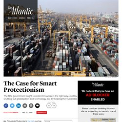 Donald Trump and the Meaning of Protectionism