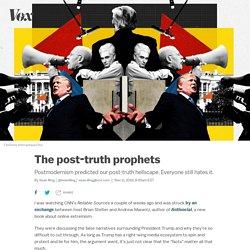 Donald Trump and postmodernism