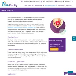 Egg Donation Centre India - Apollo Fertility