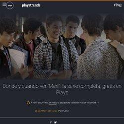 Dónde y cuándo ver 'Merli': la serie completa, gratis en Playz