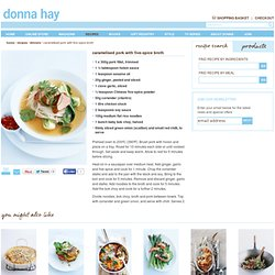 Donna Hay - Recipes
