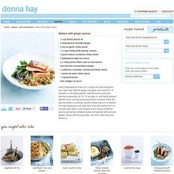 Donna Hay - Recipes