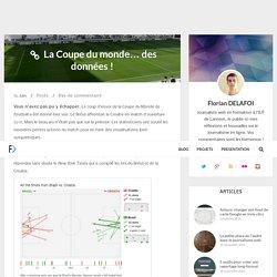 Florian Delafoi - Journaliste web en formation
