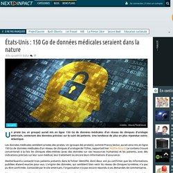 États-Unis : 150 Go de données médicales seraient dans la nature