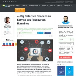 Big Data : les données au service des Ressources Humaines