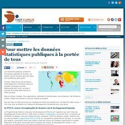 (french) Pour mettre les données statistiques publiques à la portée de tous