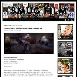 Analysis Of Cinematographic Techniques In Donnie Darko: [Essay Example], words GradesFixer