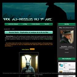 Donnie Darko - Explication et analyse de la fin du film