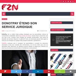 DoNotPay étend son service juridique
