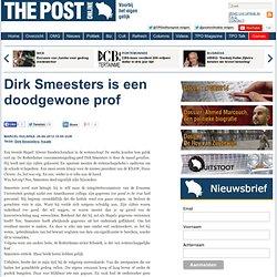 Hulspas: Dirk Smeesters is een doodgewone prof