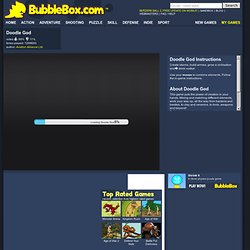 Doodle God - BubbleBox.com Free Online Games - adventure games