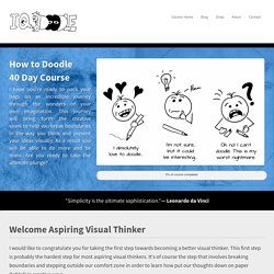 IQ Doodle Course Overview - Learn How to Doodle Courses