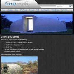 Dooms Day Domes :Dome Empire
