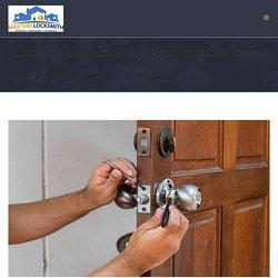 How to fix a loose doorknob or loose door handle?