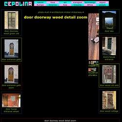 puerta de madera puerta de detalle del zoom - foto de portada - Imágenes libres - foto gratis - Fotos