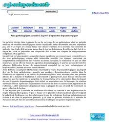 Le rôle de la prise d'agonistes dopaminergiques dans le jeu patahologique