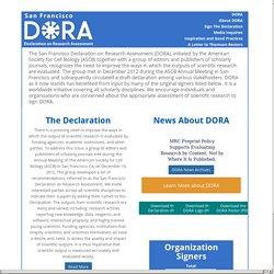 Dora - ASCB