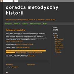doradca metodyczny historii