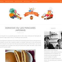 Dorayaki ou les pancakes japonais - Les Bonheurs d'Anne & Alex
