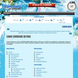 CANOE DORDOGNE BEYNAC - COPEYRE - QUERCYLAND