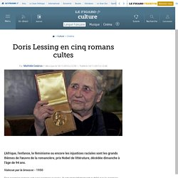 Doris Lessing en cinq romans cultes