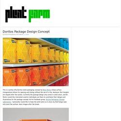 Doritos Package Design Concept