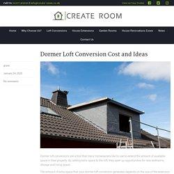 Dormer Loft Conversion Cost in 2020