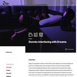 Dormio: Interfacing with Dreams to Augment Human Creativity