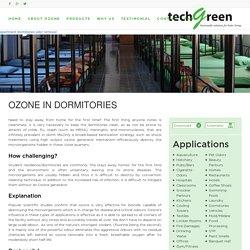 Dorm Odor - Techgreensolution