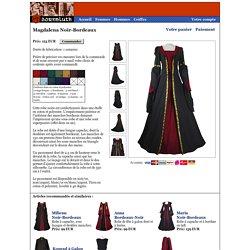 dornbluth.eu - costumes médiévaux